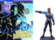Eaglemoss DC Comics Super Hero Figurine Collection #066 Black Lightning